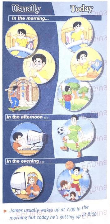 Spotlight 5. Workbook - Module 7. 7 Grammar Practice, ответ 4