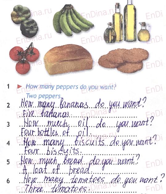 Spotlight 5. Workbook - Module 8. 8 Grammar Practice, ответ 4