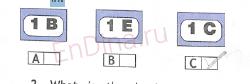 Spotlight 5. Workbook - Module 1. 1a School, ответ 4